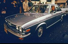 Audi 100LS C1, 4 door – 1974