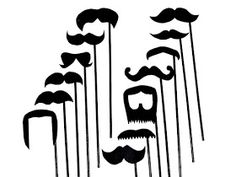 i heart primary music: Stached under the stache