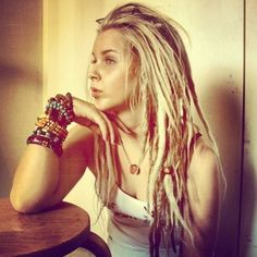 #Dreads I really wanna get them professionally done and I want to look cute in them :)