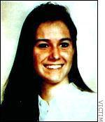 Kristen French murdered by Paul Bernardo and his wife Karla homolka.  Rip Kristen.