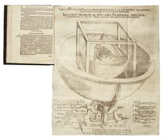 SIGNIFICATOR dissertationum cosmographicarum, Belgium HOLDING A MYSTERY, THE PROPORTION wonderful Copernicus ... Tubingen, Georg Gruppenbach, 1596 (engraved plate DATED 1597)