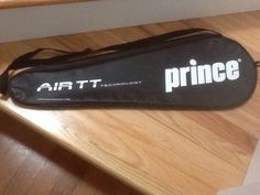 PRINCE SQUASH RACQUET COVER NEW SALE $5 - http://sports.goshoppins.com/tennis-racquet-sports-equipment/prince-squash-racquet-cover-new-sale-5/