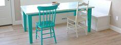 A krétafesték, eredeti nevén chalk paint, a legújabb trend a lakásfelújítás, bútorrestaurálás során, és jó hír, hogy otthon is elkészíthető a festék.