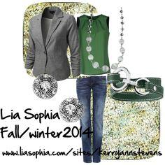 """""""Fall Lia Sophia 2014"""" by kerryannjewels on Polyvore"""