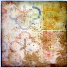 Fresco Mision Concepcion Missions National Park San Antonio Texas Spanish…