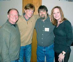 Ben, Jason, Jim Bob and Erin