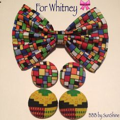 $25  Whitney's order is ready! Thanks so much for your purchase! http://buttonsbowsbeyond.bigcartel.com