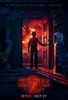 Newest Stranger Things poster