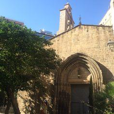 Església de Santa Anna nel Barcelona, Cataluña