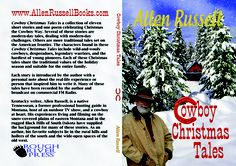 Cowboy Christmas Tales by Allen Russell, TBR August 2012
