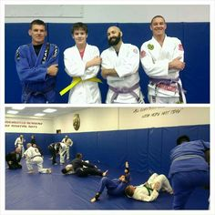 Congrats to Zack on being promoted to yellow belt on BJJ