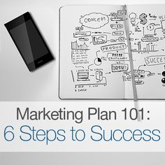 Marketing Plan 101: 6 Steps to Success