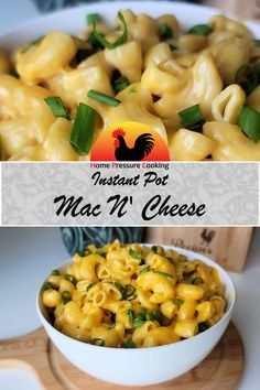 Instant Pot Mac and Cheese - Home Pressure Cooking