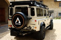 Arkonik Land Rover Defender 110 Luxor Beige USA Canada