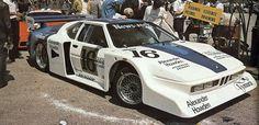 BMW M1 March Le Mans 1979