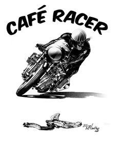..._The Café Racer - The Big Block Party