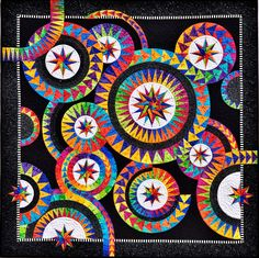 Colourful by Jacqueline de Jonge. Patchwork, Quilting and Craft Workshops and Retreats