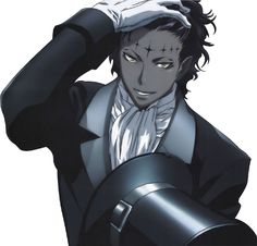 Tyki Mikk from D. Gray-Man  he's the whole reason i got involved with the series X)