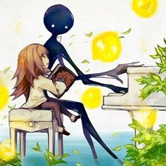This weekend has been amazing! (besides the accident.) I don't even mind going to school tomorrow and that's saying something. :) | { Tags: #deemo #Hans #Alice #music #game #anime #art #story #tree #mask #piano #cat #book #light #water #grass #sheetmusic #brother #sister #siblings #love #sad #death #cry #beautiful #rayark } by deemo_o.o