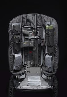 Velocity Systems Introduces Accessories for Arc'teryx LEAF Khard Series of Packs - Soldier Systems Daily Tactical Bag, Tactical Equipment, Tactical Survival, Survival Gear, Weapons Guns, Guns And Ammo, Armas Airsoft, Weapon Storage, Gun Storage