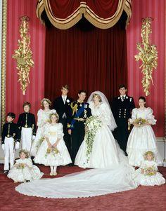 Prince Charles & Lady Diana