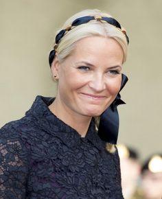 Crown Princess Mette-Marit, October 20, 2012 | Royal Hats