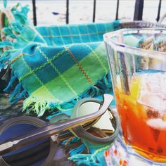 Spritz time with Movitra 215 Honey Cristal with flash bronze lenses #sunglasses #movitra #movitraspectacles #spritz