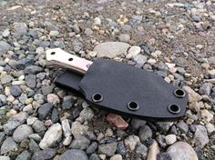 Hand Made Fixed Blade by RavenStagDesign on Etsy