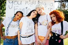 Badass Feminist Retailers to Support via Autostraddle  #lesbian #gay #girlpower