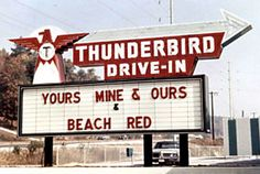 Alabama was home to more than 60 drive-ins during their heyday and during a brief resurgence in the late and early Drive Inn Movies, Drive In Movie Theater, Florida Girl, Old Florida, Vintage Photographs, Vintage Photos, New Drive, Magic City, Birmingham Alabama