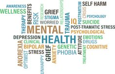 Mental Health in the workplace Mental Health is a major issue in the world right now. Many people think that mental health issues are confined to those that have to stay at home because they are Mental Health Awareness Month, Mental Health Day, Alternative Health, Signs Of Mental Illness, Mental Health Activities, Psychology Research, Psychology Today, Psychology
