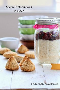 30 Vegan DIY Holiday Gifts, Jar Gifts, Cookies, Cakes and more. Gluten-free Soy-free options. - Vegan Richa