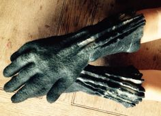 Guantes de Fieltro Lub Dup - Felt Gloves