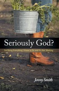 "Book Giveaway-""Seriously God?  I'm trying everything I know to do and it is not working."" Awesome book, come and win it!  #giveaway"