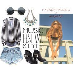 """festival style"""