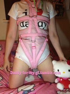 Abdl Baby Girl Diaper Bondage