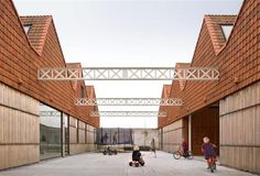 Volt architecten - Renovation of Textile Factory