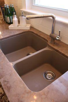 blanco silgranit sink truffle