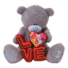 """28"""" Holding Love Letters Giant Me to You Bear  £100.00"""