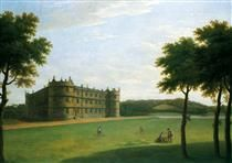 Longford Castle from the South West - George Lambert