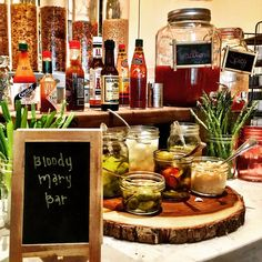 Treat yourself to the Bloody Mary bar when you stay at the Marco Island Marriott.