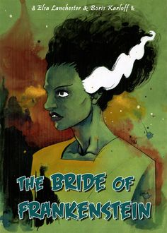 Una nueva ilustración para clásicos del cine de terror de la Novia de Frankenstein (Bride of Frankenstein, 1935). Esta nueva ilustración fue realizada con tintas chinas a color, algo de ayuda de acuarelas y detalles en blanco con acrílico; sobre una hoja de color verde. > http://www.mepolus.com.ar/ilustracion-novia-de-frankenstein-color/ Espero les guste la ilustración y los invito a comentar. #Mepol