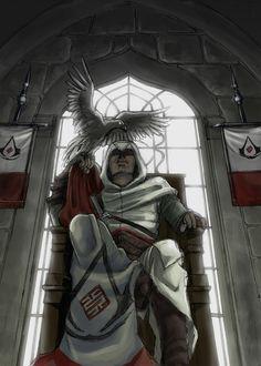 Assassin's Creed: Altair by Jael-Kolken on deviantART Deutsche Girls, Connor Kenway, Assassin's Creed Brotherhood, Assassins Creed Series, Gaming, The Darkest, Concept Art, Pictures, Assasians Creed