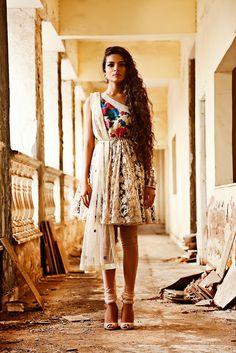 Bohemian Rani Festive 2013 Collection by Sapana Amin (via. modelmoiselle)
