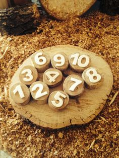 Number Cookies and Board $20.00. All our items are handcrafted and made out of tree branches.  Australia Made.  Please note our products are a natural wood. You may find some saw dust residue on them, the bark may flake or peel off somewhat and the surface may crack lightly as it dries out. None of this will affect their intended purpose and is a completely natural characteristic of fresh cut wood products.
