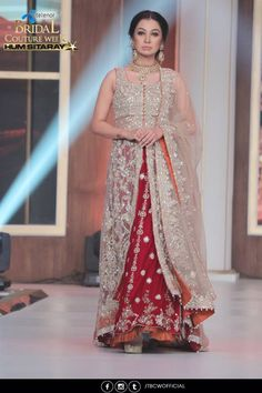 Ayesha Imran Winter Collection 2016-2017 Telenor Bridal Couture Week  (6)
