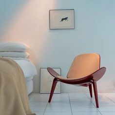 CH07 Shell Chair by Hans Wegner — Maxwell's Daily Find 12.27.12