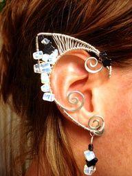 wirework ear cuffs - Google Search