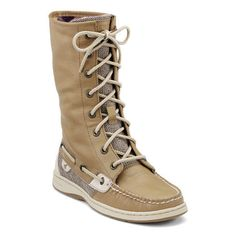 Sperry boots <3