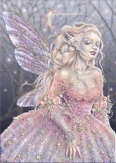 *+*Mystickal Faerie Folke*+*... Fairy Artwork By the Maxine Gadd Who is a Published Faerie Artist...